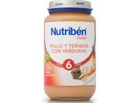 NUTRIBEN POLLO TERNERA VERDURA