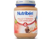 NUTRIBEN POLLO TERNERA VERDURA