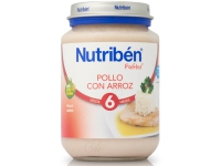 NUTRIBEN POLLO CON ARROZ