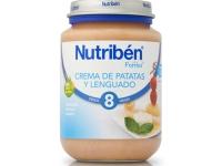 NUTRIBEN CREMA DE PATATAS LENGUADO