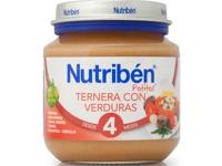 NUTRIBEN TERNERA CON VERDURA